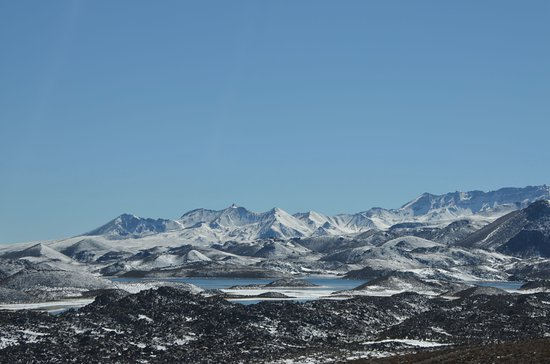 Lac Chingara au nord de Putre