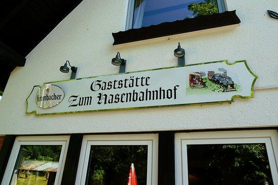 Kirchhundem, Germania: Zum Hasenbahnhof
