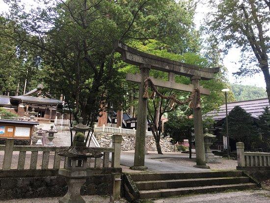 Hida, Japan: 気多若宮神社