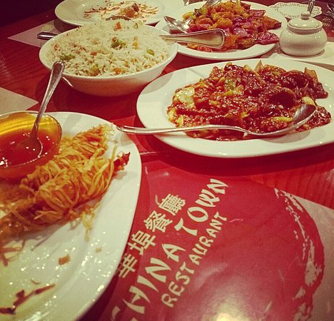China Town : our order