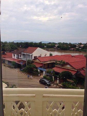 Residence Sisouk: Zimmer in der 4. Etage und Ausblick