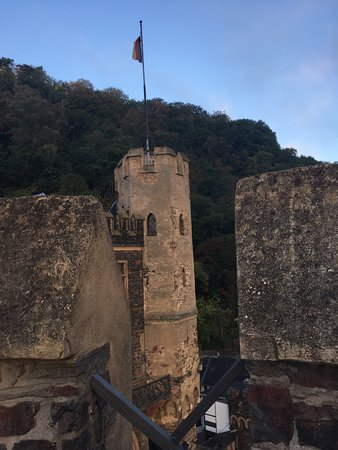 Trechtingshausen, Alemania: Castle Tower