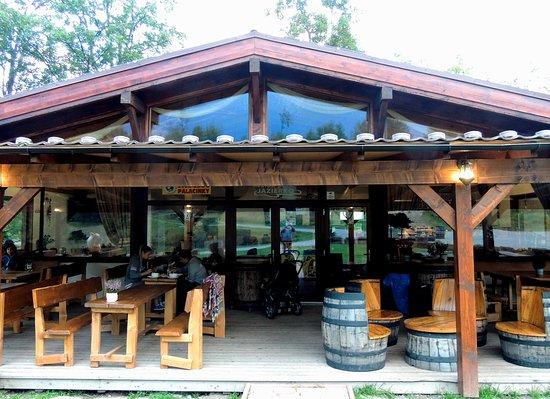 Tatranska Lomnica, Slovaquie : Restaurant