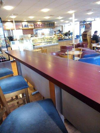 Letchworth, UK: Esquires Coffee House