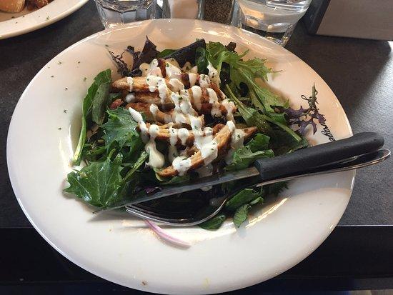 Rangiora, Neuseeland: Tasty Salad