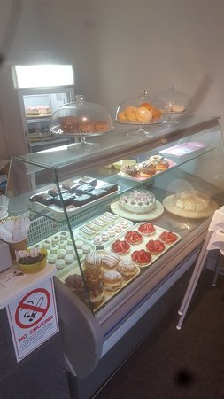 Bo'ness, UK: Selection of our treats.