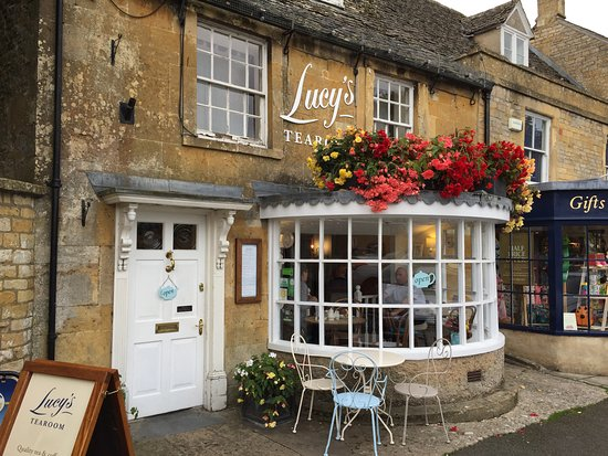 Lucy S Tea Room Cotswolds