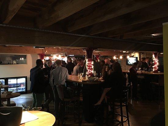 La Barrique Wine Bar Restaurant London