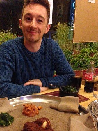 Kokeb Ethiopian Restaurant: My most recent visit :)
