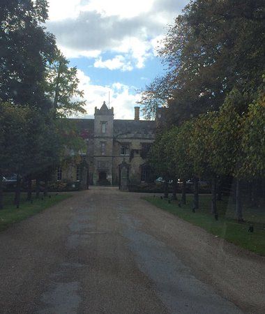 Weston on the Green, UK: The Manor