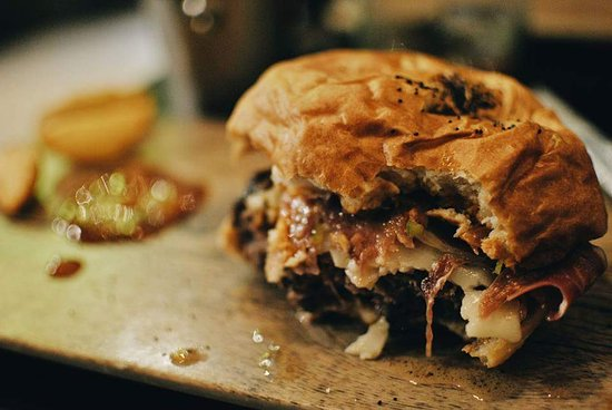 El Albir, Spanien: Beard & Burger