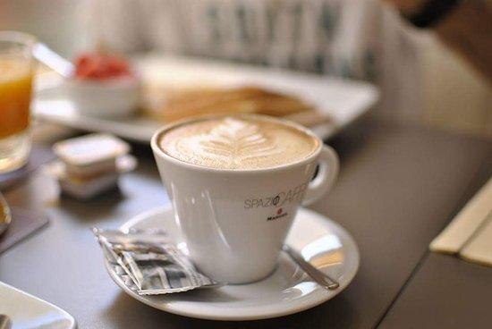 El Albir, Spanien: Spazio Caffè Manuel