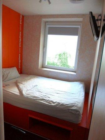 easyHotel Budapest Oktogon: A more typical room
