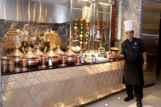 Graze Kitchen Hilton Colombo Menu