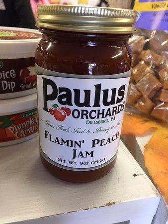 Paulus Orchards : Farm treats