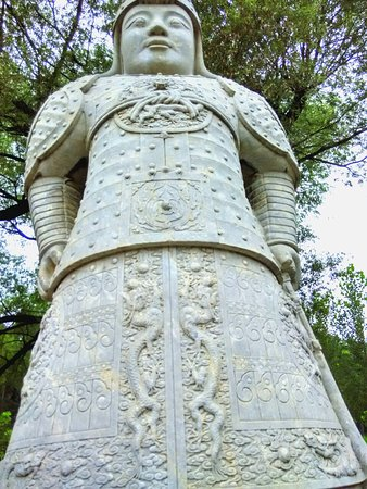 Zunhua, China: The Manchu General