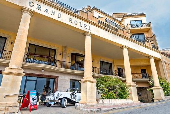 Grand Hotel Gozo: Hotel (exterior)