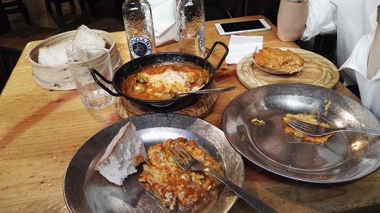Taberna Maceira: Doskonałe jedzenie