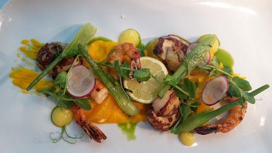 Whangamata, New Zealand: New Spring menu