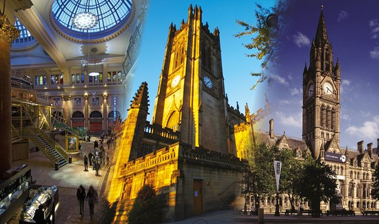 Manchester Guided Tours