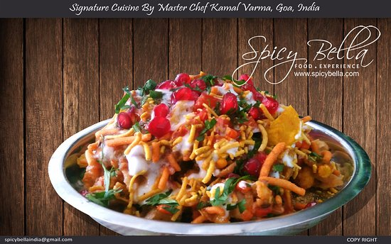 spicy bella restaurant and bar punjabi chat indulge india street fast food to fulfill your