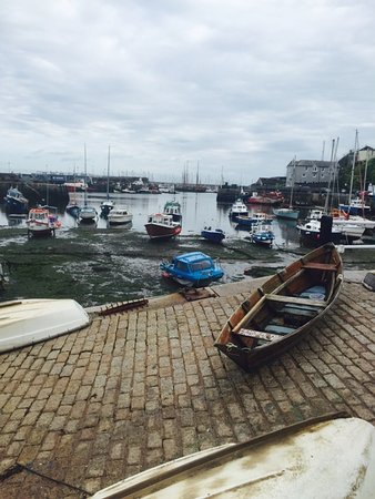 Brixham, UK: Nice view of the boats