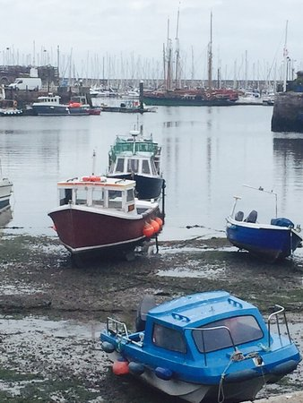 Brixham, UK: One of the heritage fleet