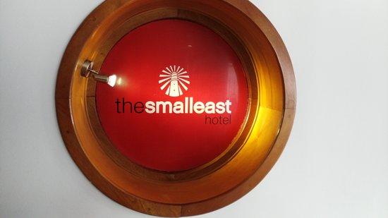 The SmallEast Hotel: logo hotel