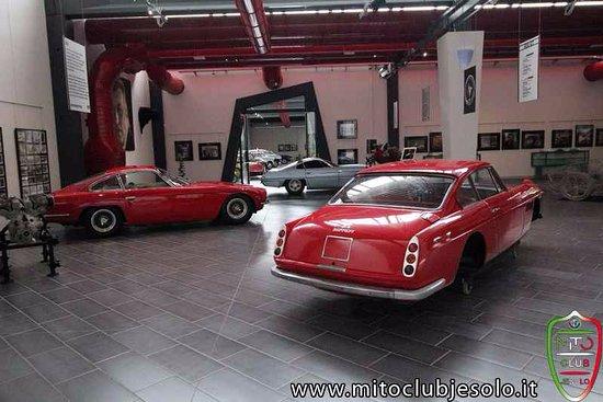 Interno Museo Picture Of Museo Ferruccio Lamborghini