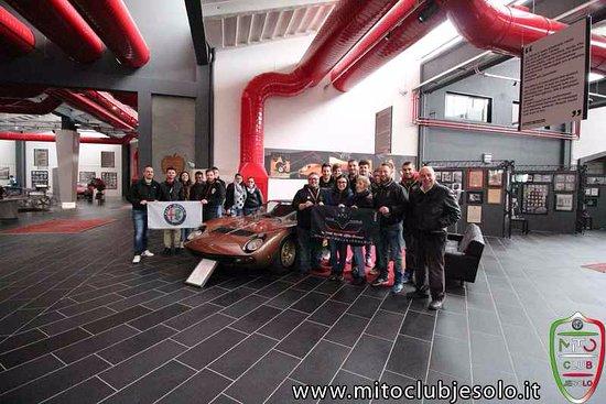 Interno Museo Photo De Museo Ferruccio Lamborghini Funo
