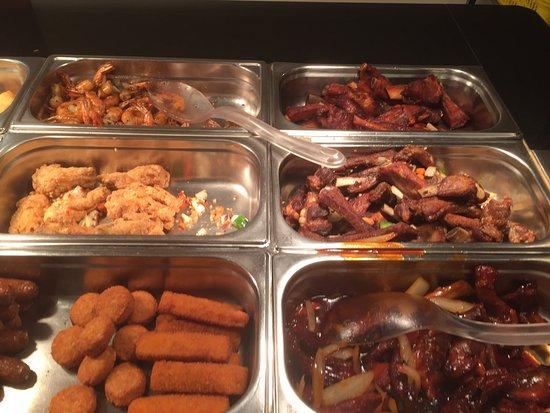 Liversedge, UK: Sunday Buffet