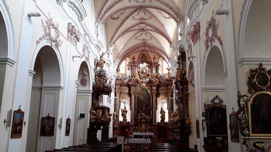 St Stephen's Cathedral: Интерьер