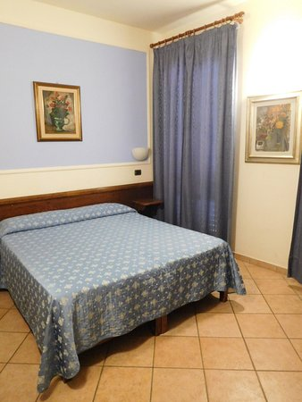 Hotel Balcony: Double room