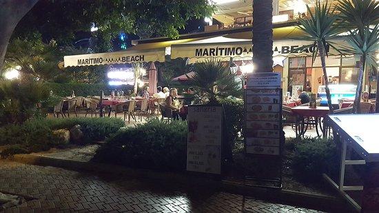 Restaurante Maritimo: 20161015_204306_large.jpg