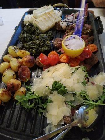 Musile di Piave, Italia: Buon pranzo, ottimo servizio...vino e dolci ..da consigliare !!