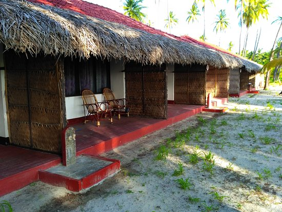 Bangaram, India: Cottages