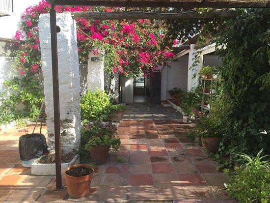 Hotel Boutique Horta d'en Rahola: Terraza