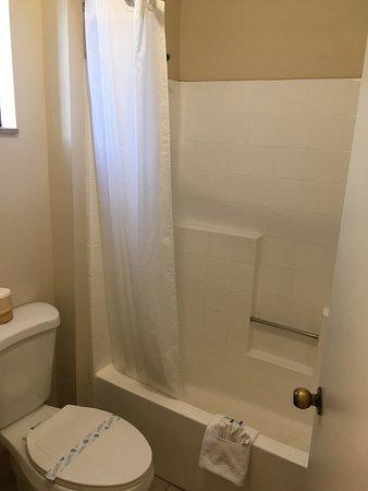 Rodeway Inn - Encinitas: Bathroom