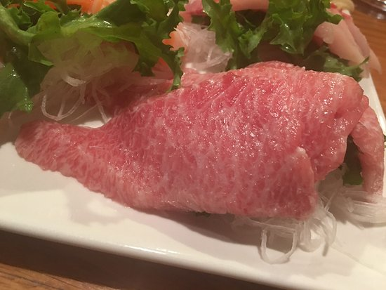 Phoenixville, Пенсильвания: Amazing fresh Blue Fin Otoro