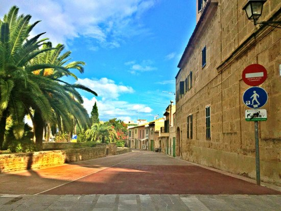 Alcudia Old Town Picture of BelleVue Club Port dAlcudia