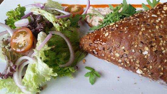 Mundo Bizarro: Lunch sandwich