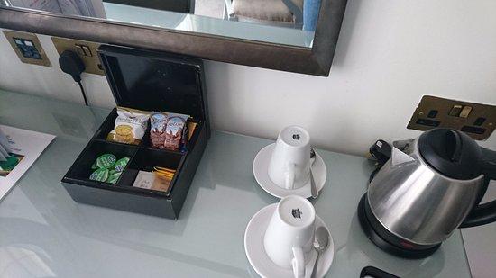 Milton Common, UK: tea and coffee facilities