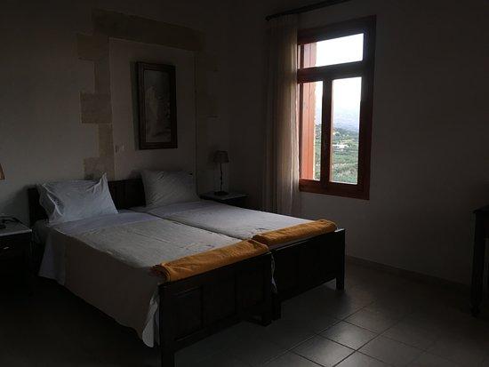 Gramvousa, Grecia: chambre twin