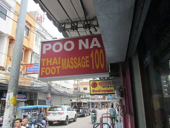 Poo and Na Massage@Soi Buakhao