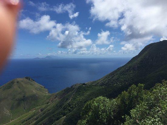 Windwardside, Saba: Saba