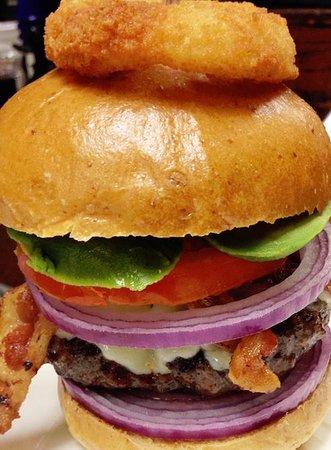 Galloway, NJ: Avacado Burger