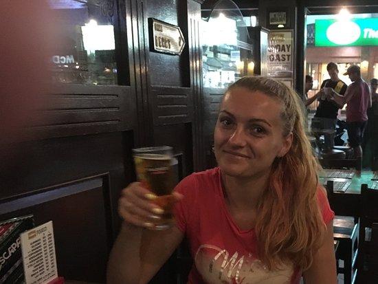 Tropical Murphys Irish Pub & Restaurant : Сидр