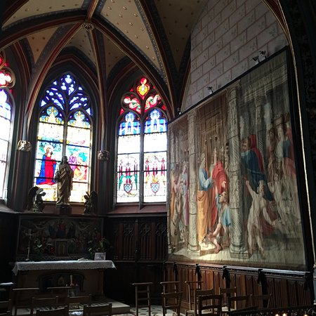 Bourges, France: Tapisserie