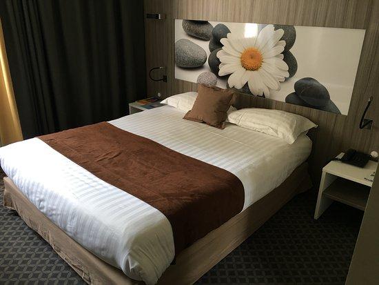 Thiers, France : La chambre