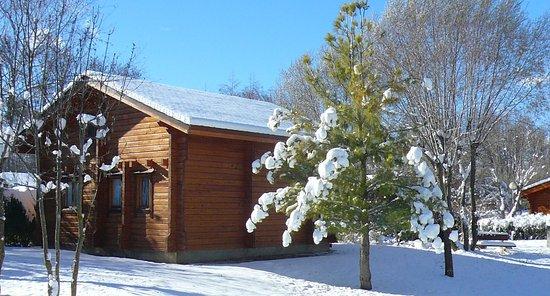 L'Escapade Parc Résidentiel de Loisirs : Vacances au ski au Parc Résidentiel de Loisirs l'Escapade